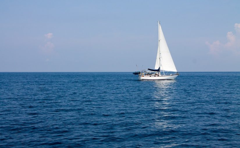Skippered sailboat charter